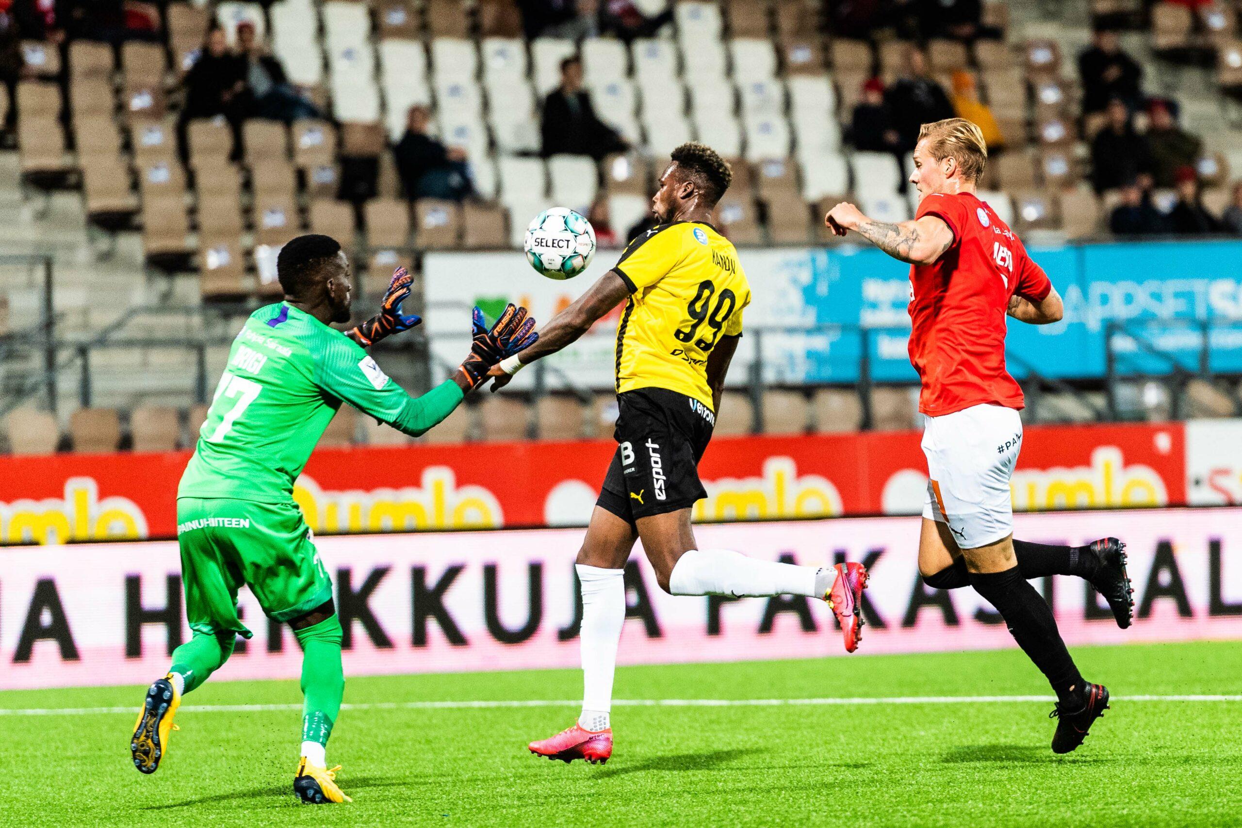 Otteluraportti: FC Honka nousi tasoihin lisäajalla