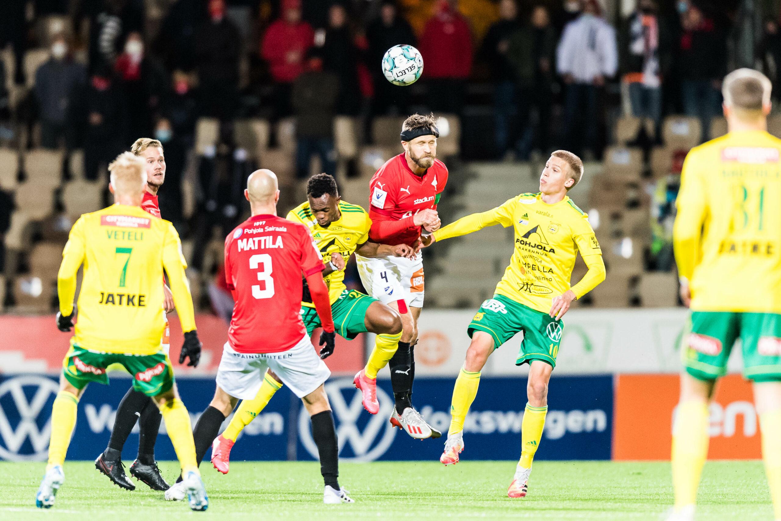 Matchrapport: En svidande förlust för HIFK mot Ilves