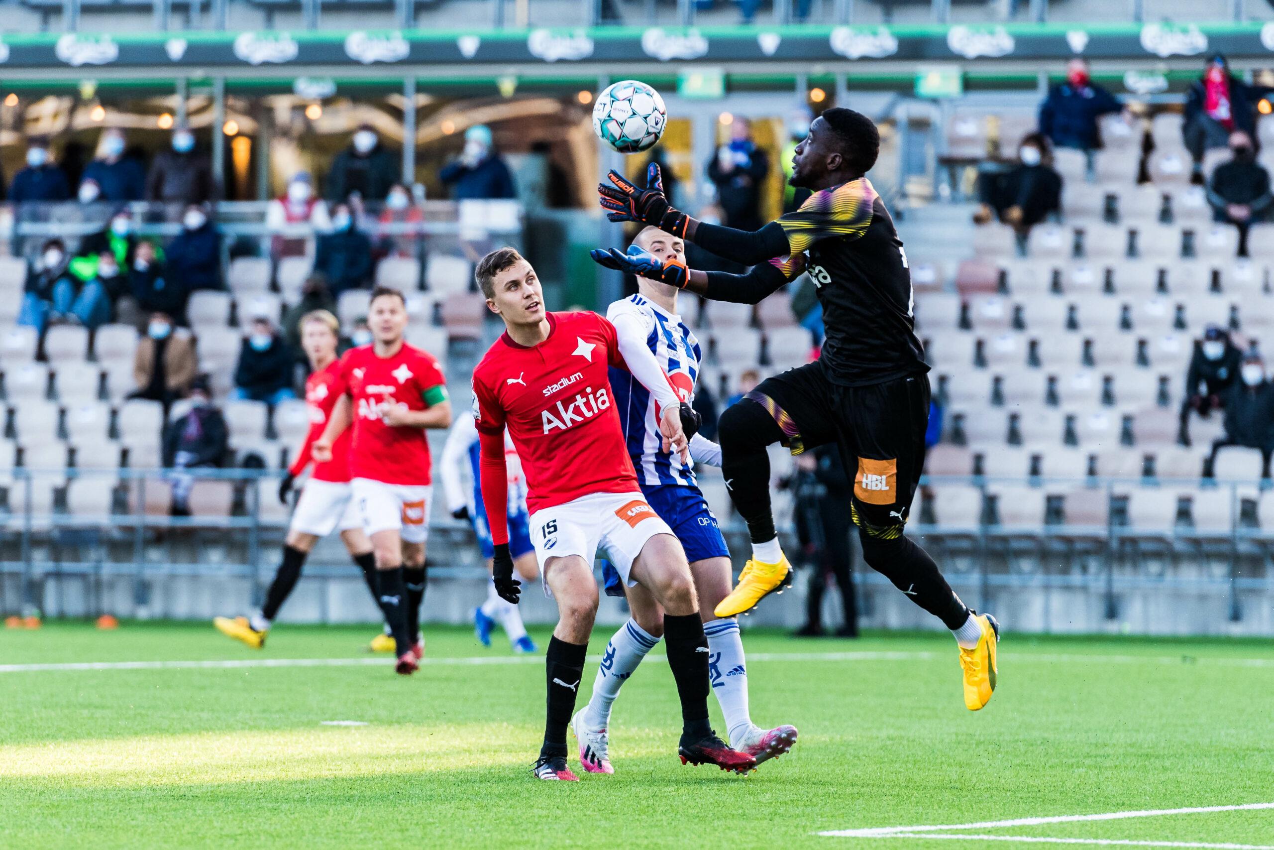 Matchrapport: HJK tog en tremålsseger i säsongens andra derby
