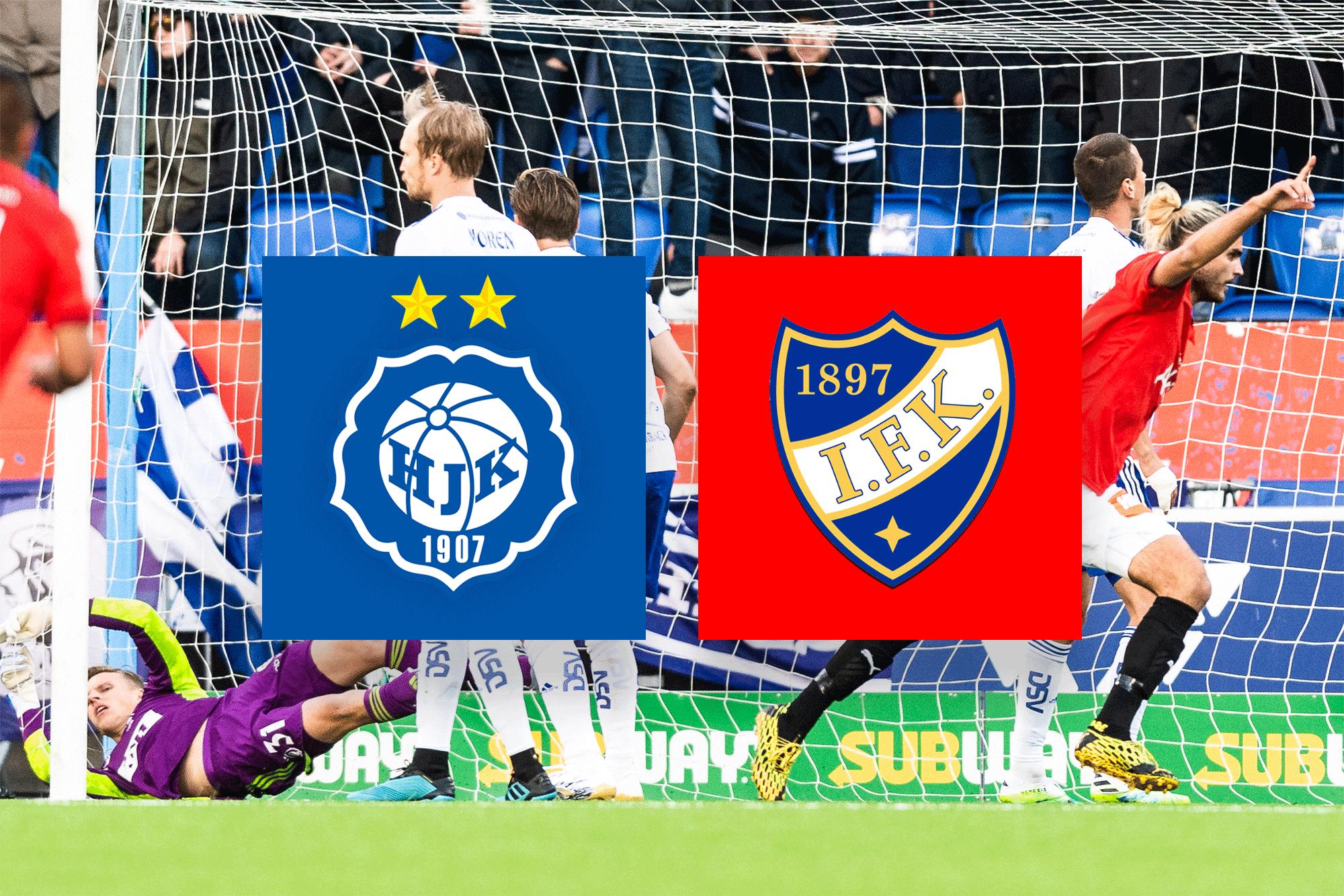 Inför matchen: HJK tar emot HIFK i säsongens andra derby
