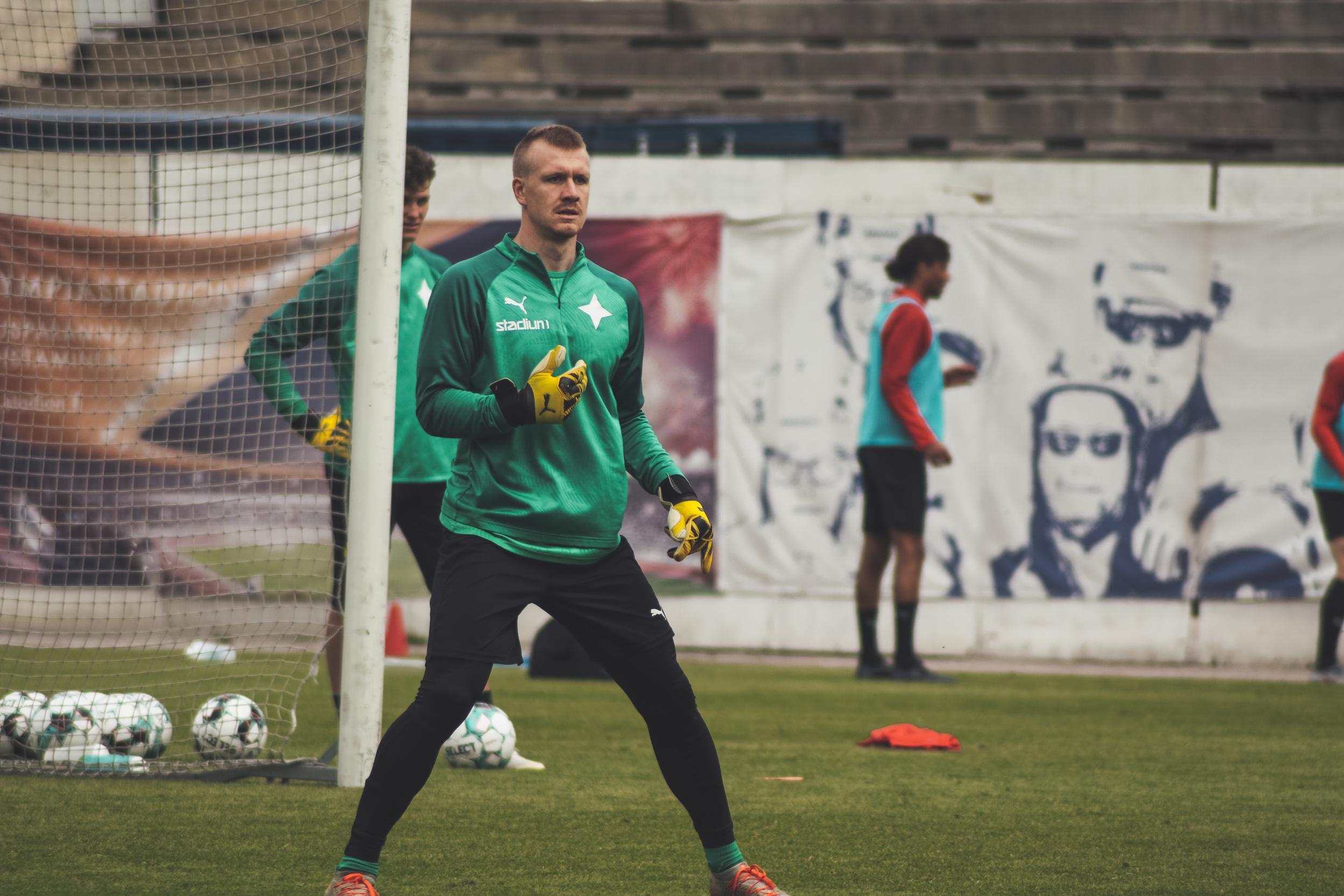 Martti Puolakainen blir målvaktstränare för flera HIFK-lag