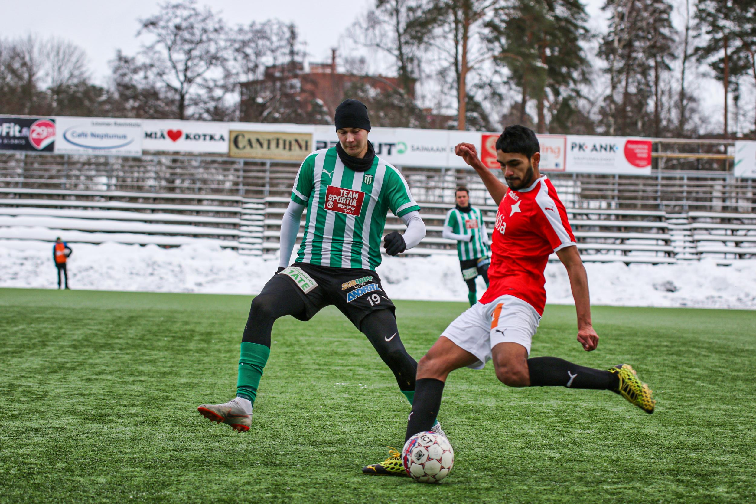 HIFK tog en viktig bortaseger i Finska Cupens första omgång