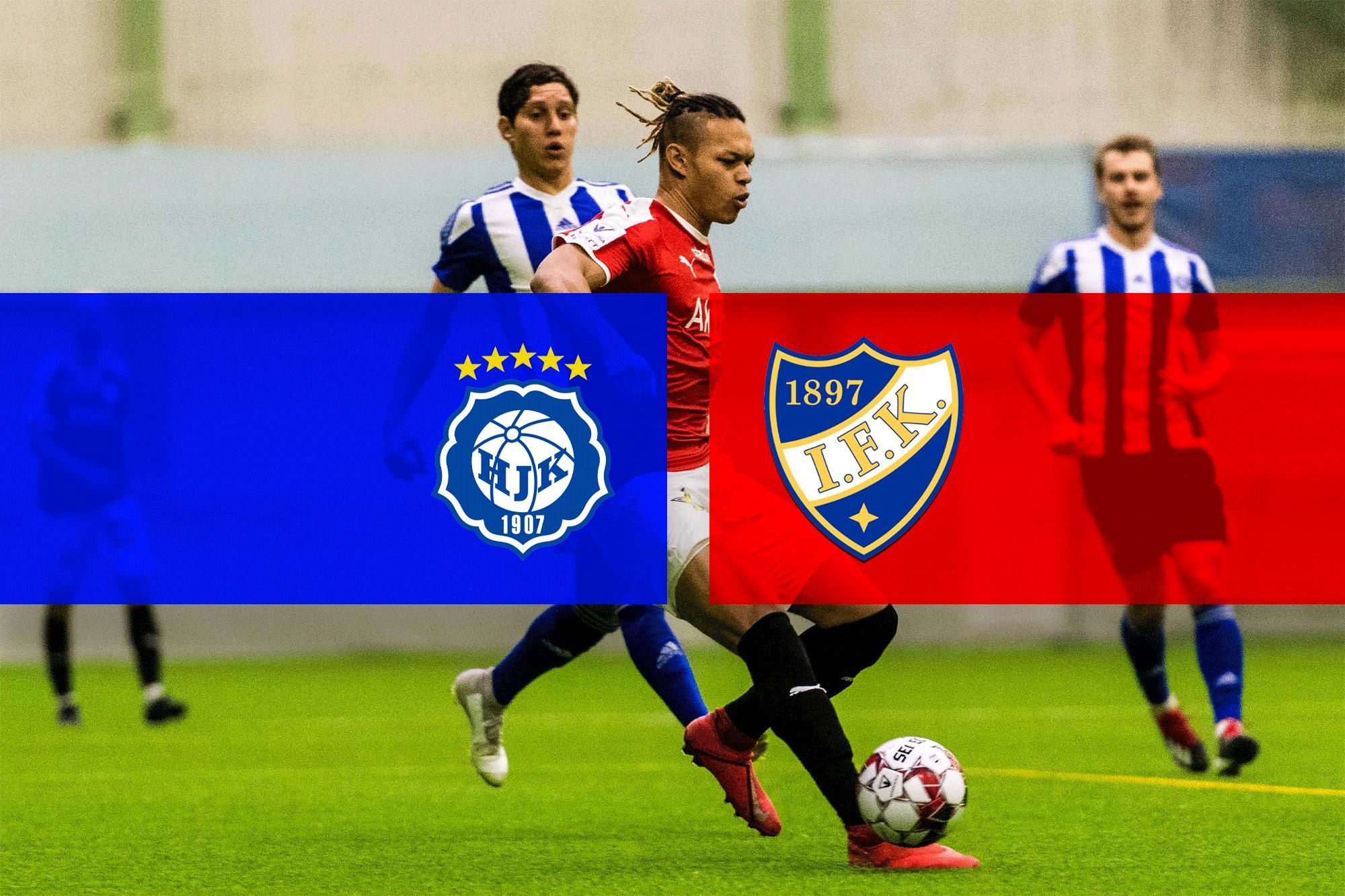HIFK redo inför derbyt – Hing-Glovers kontrakt utökas med en ny option