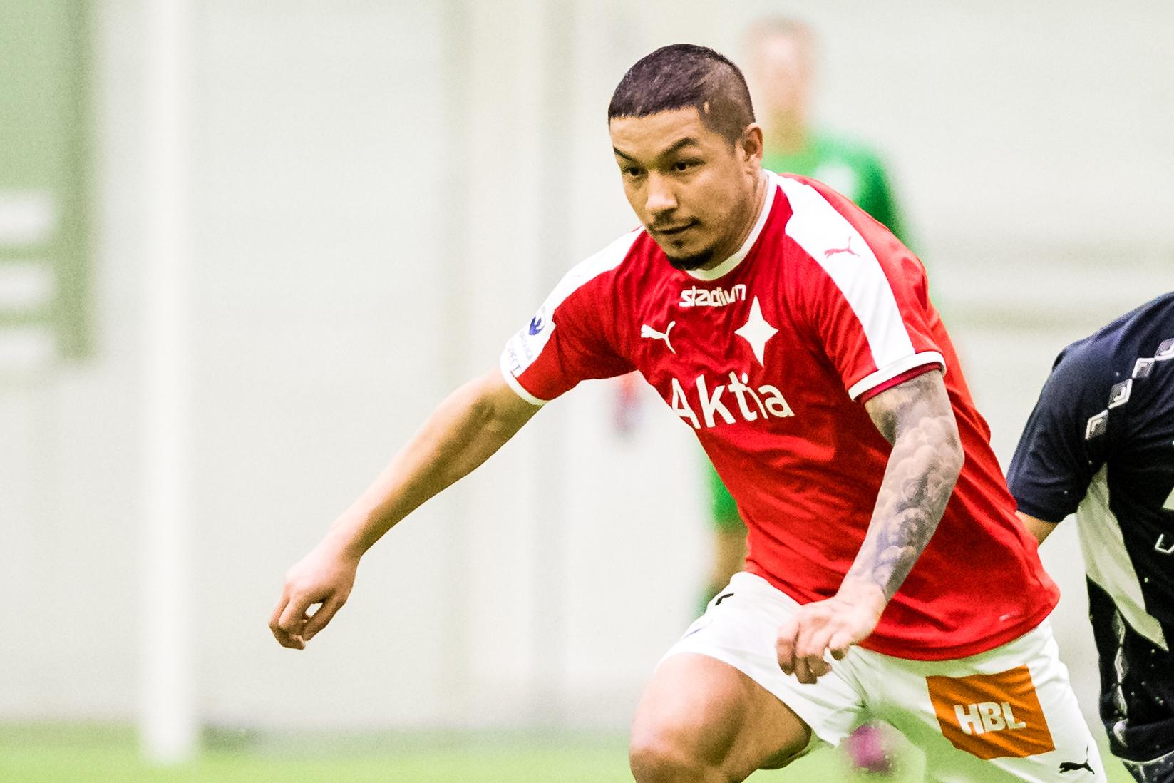 HIFK vann med ett mål i Åbo