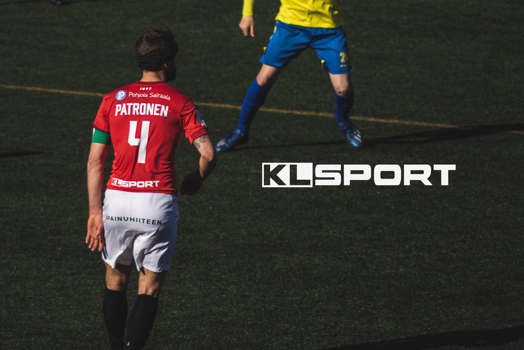 Hannu Patronen KL Sportin kummipelaajaksi