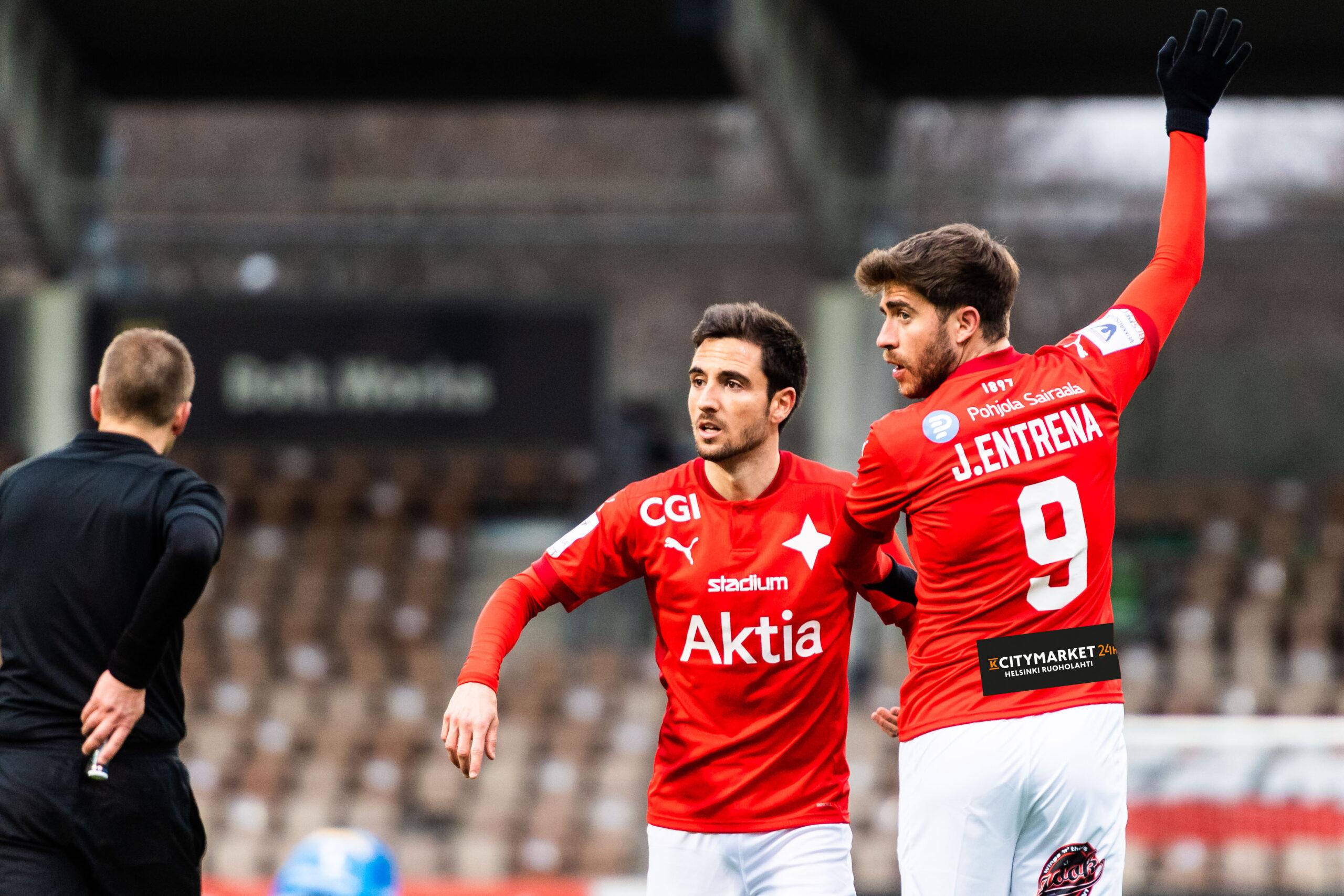 K-Citymarket Gräsviken blir HIFK:s samarbetspartner