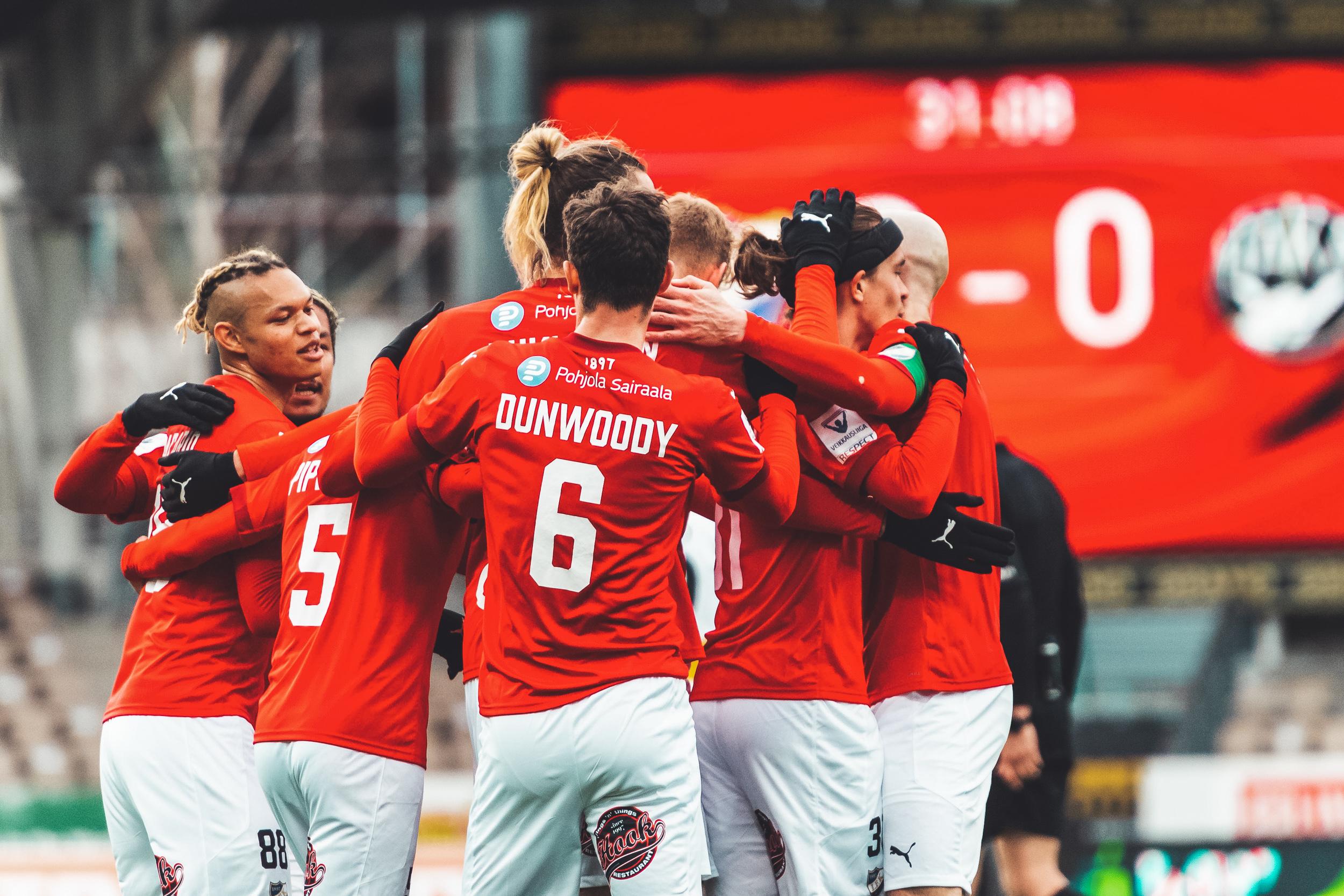 HIFK start season with a win