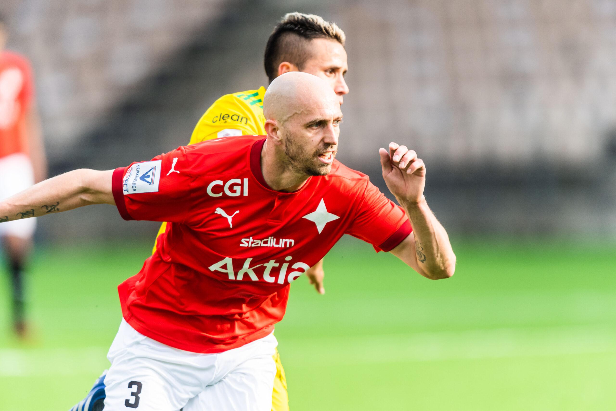 Inför matchen: HIFK möter AC Oulu på bortaplan i Uleåborg