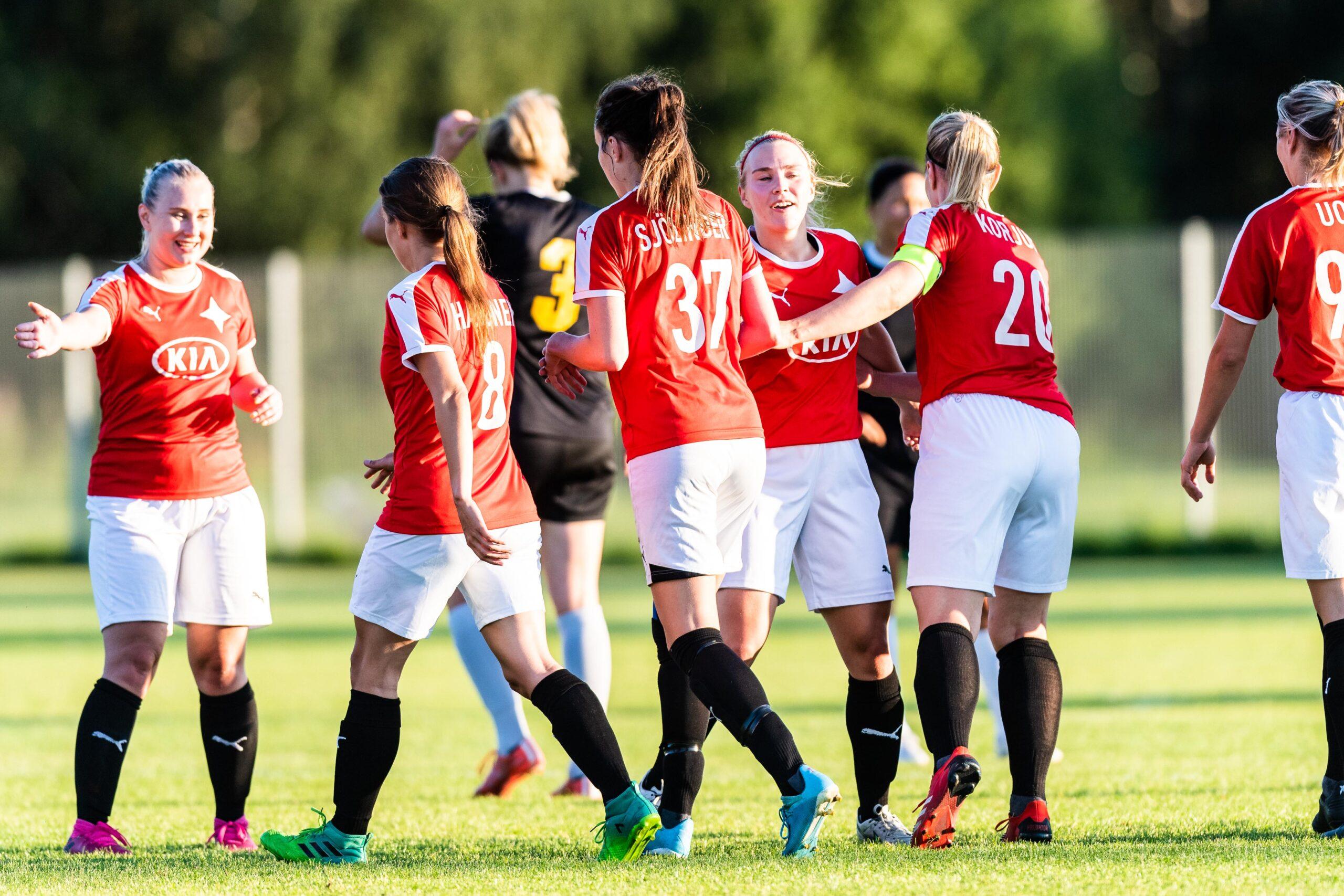 Ett förstärkt HIFK redo inför en ny säsong i damernas Trea – med målsättning att avancera uppåt