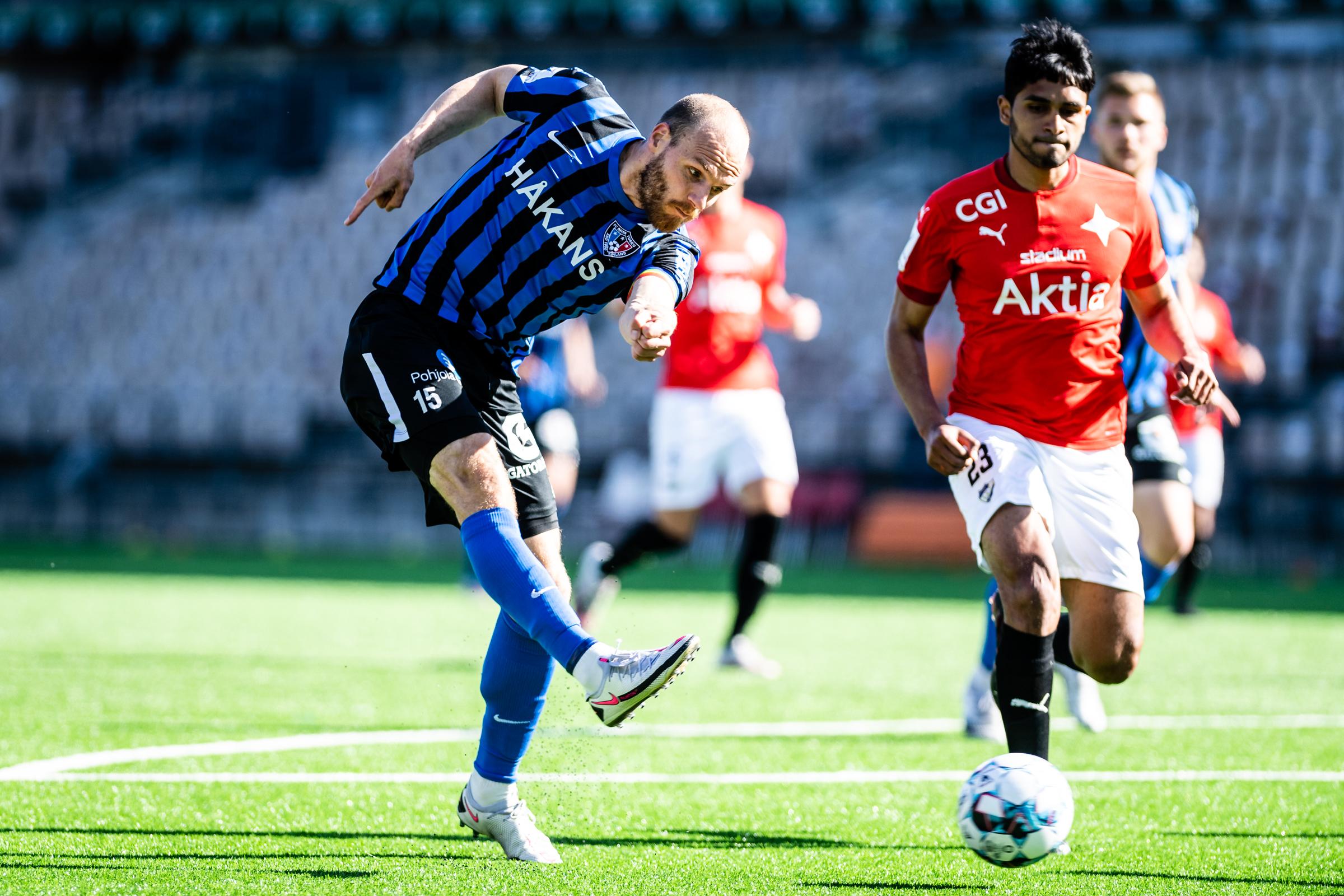 Uusi viikko käyntiin vierasottelulla – HIFK kohtaa FC Interin Turussa