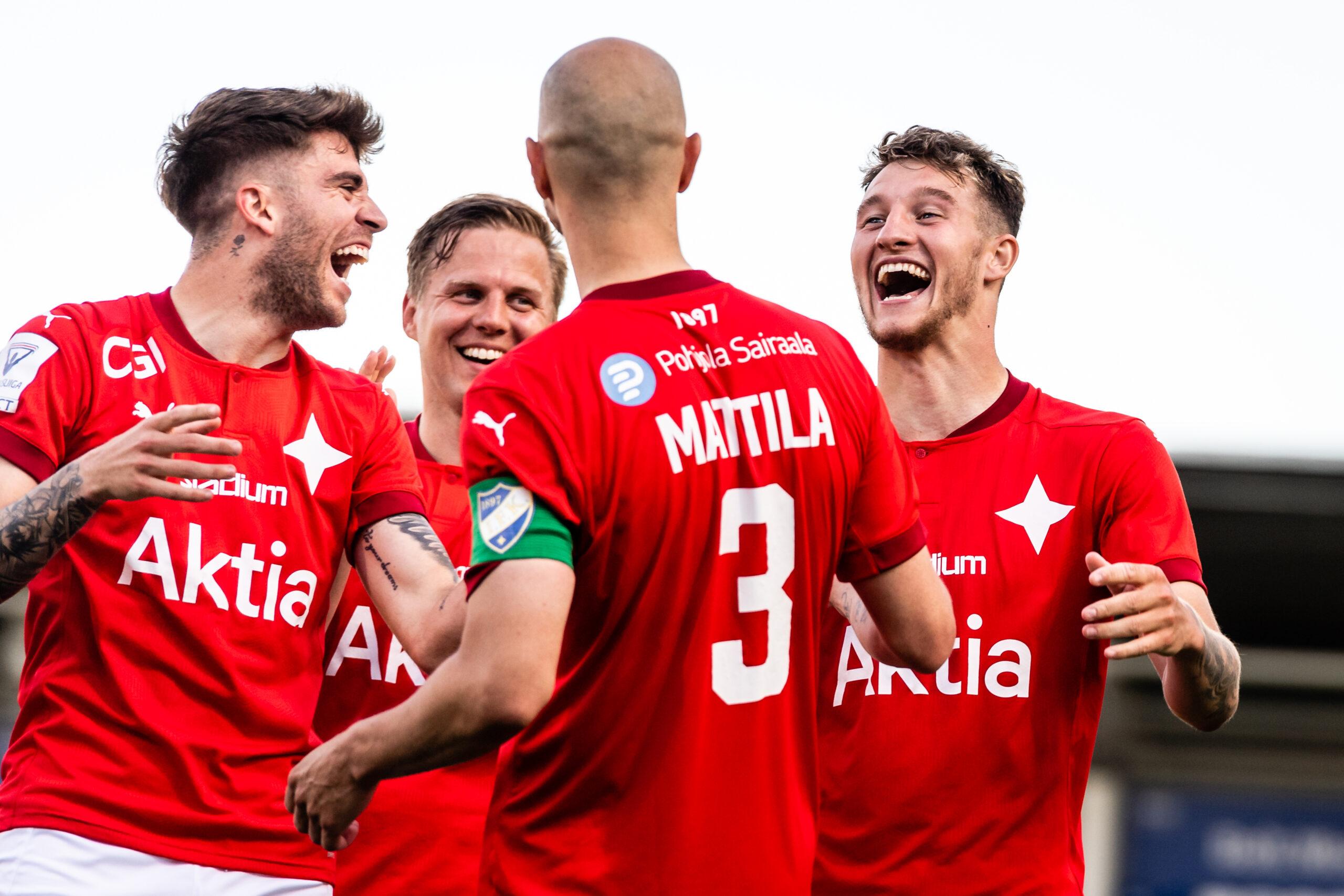 Matchprogrammet i Mästerskapsserien klart – första matchen spelas i Åbo på söndag