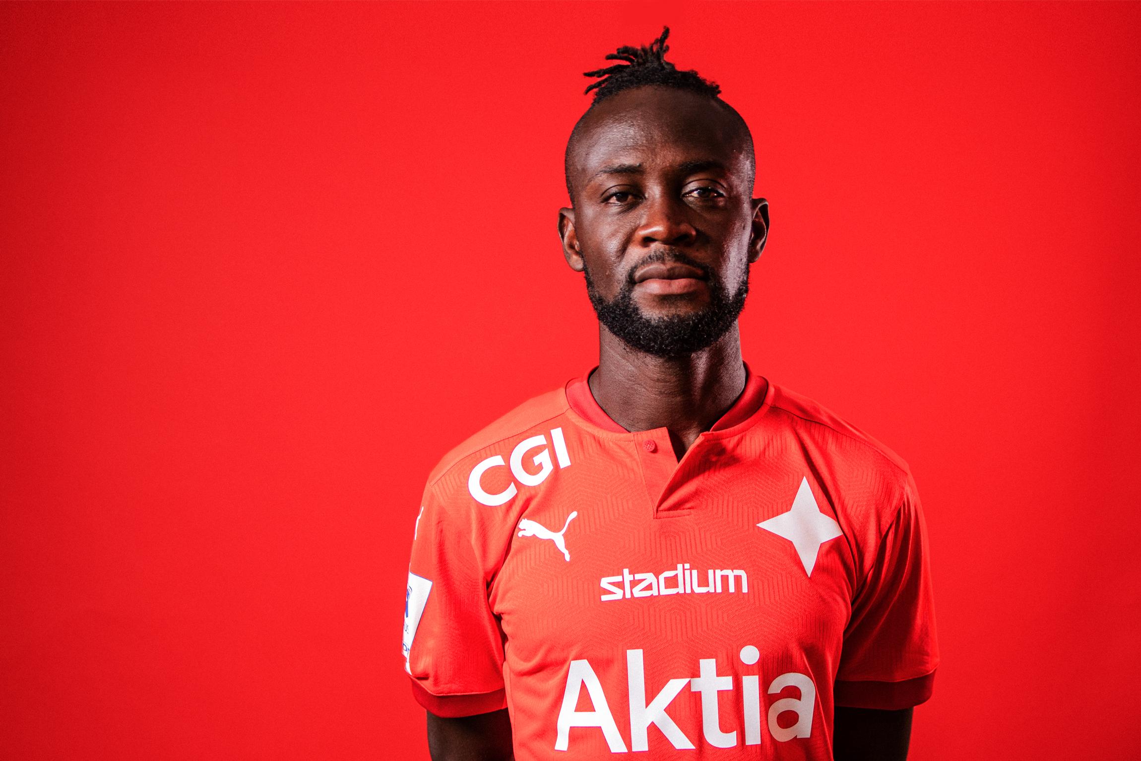 Kei Kamara signs with HIFK