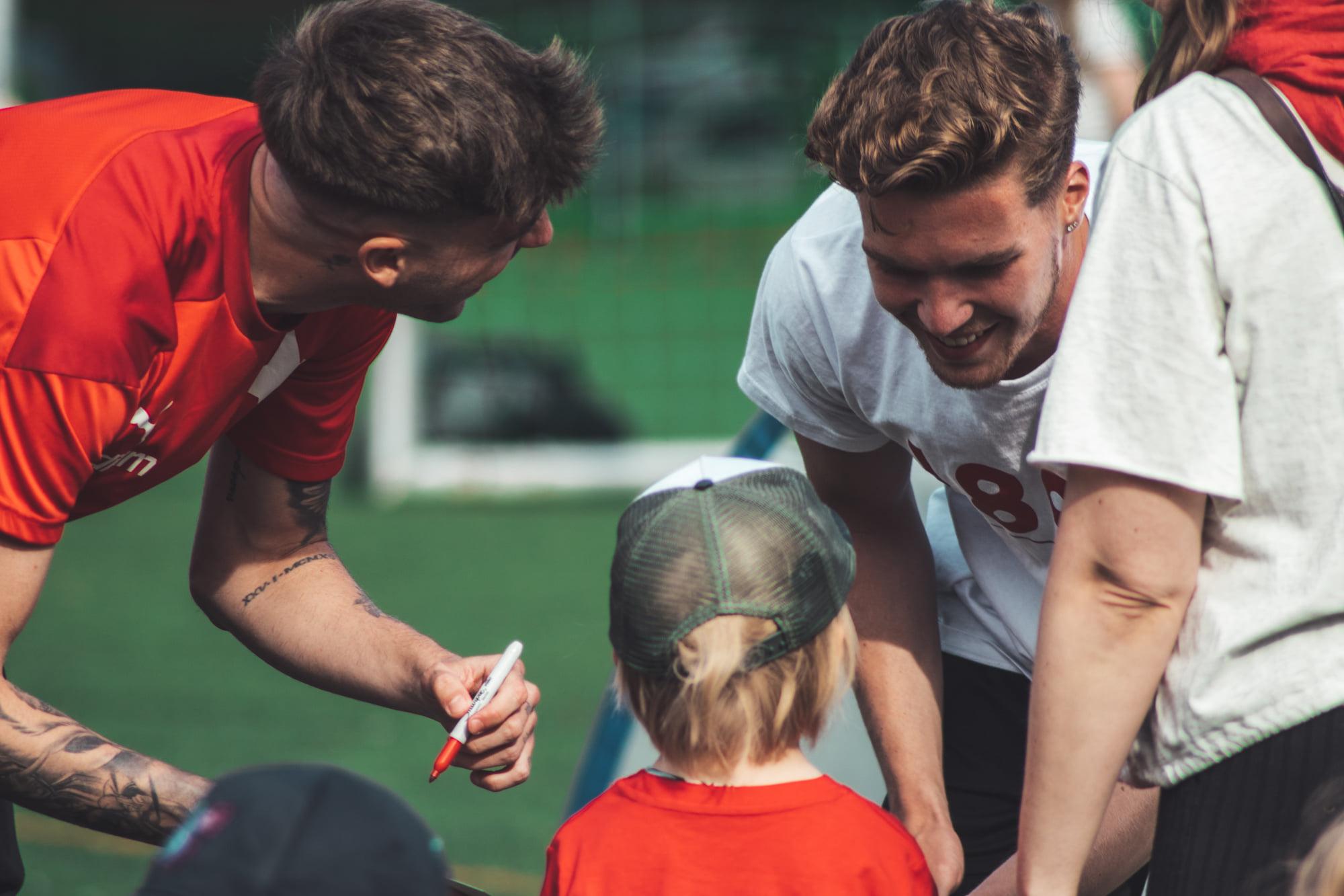 Sommarens roligaste fotbollsläger ordnas igen i augusti