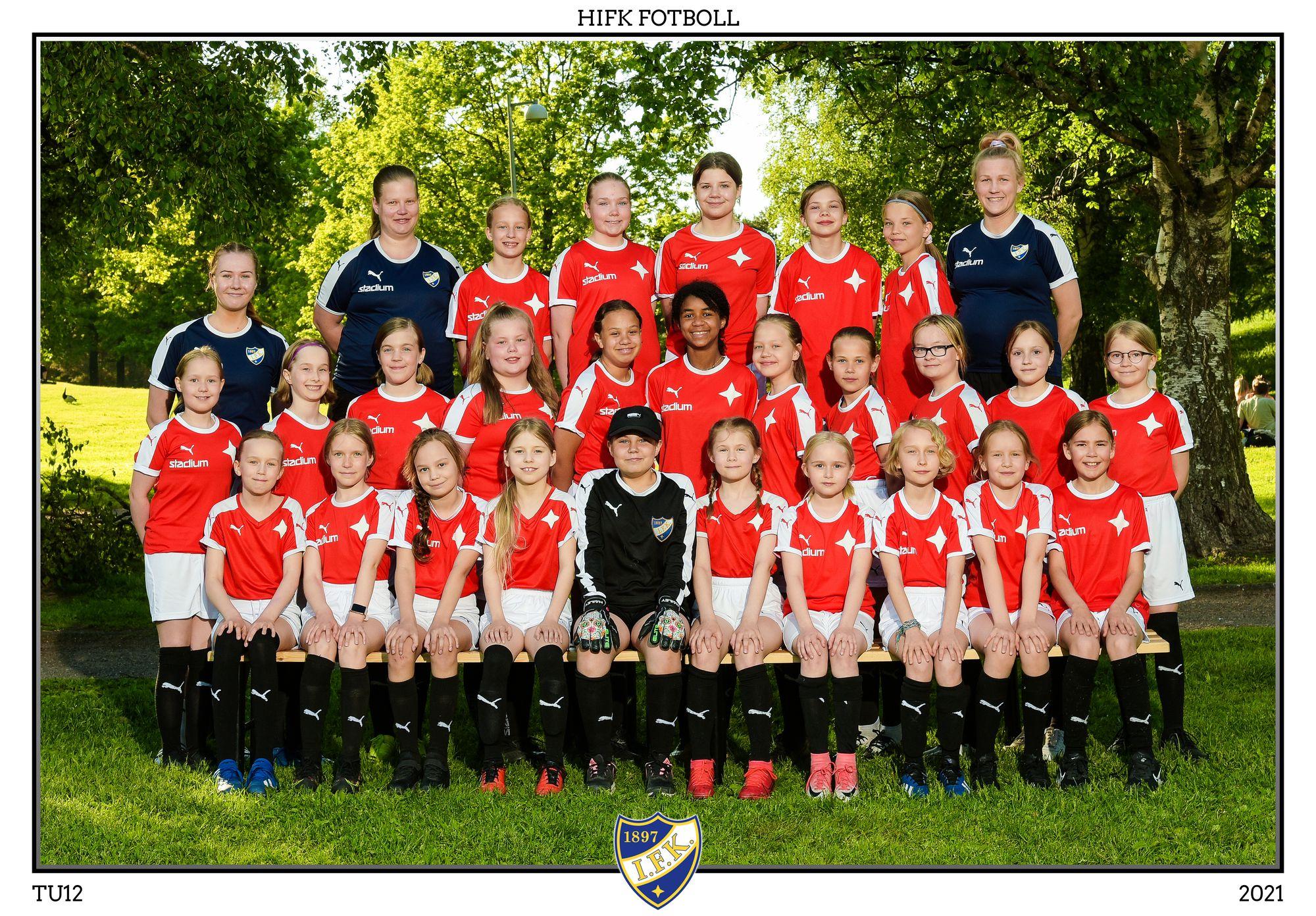HIFK välkomnar nya flickspelare till alla åldersgrupper!