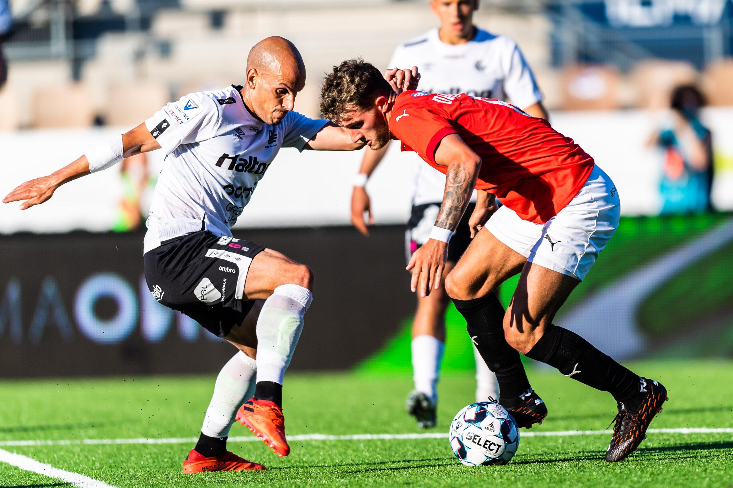 Förlust för HIFK mot FC Lahti – Jasin Assehnoun avgjorde den jämna matchen