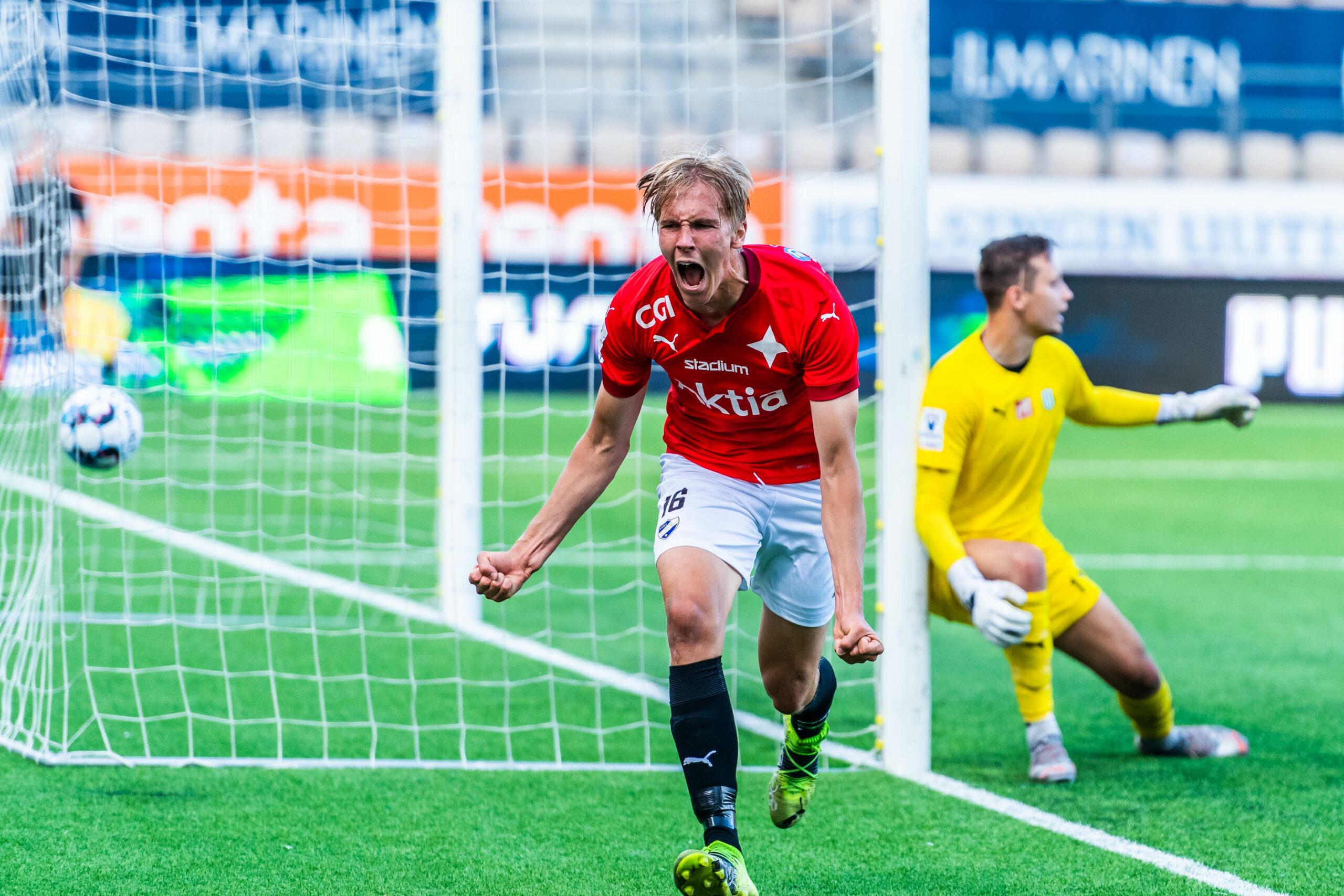 HIFK ja KTP tasasivat pisteet Helsingissä – Tino Palmasto tasoitti ottelun viimeisillä sekunneilla