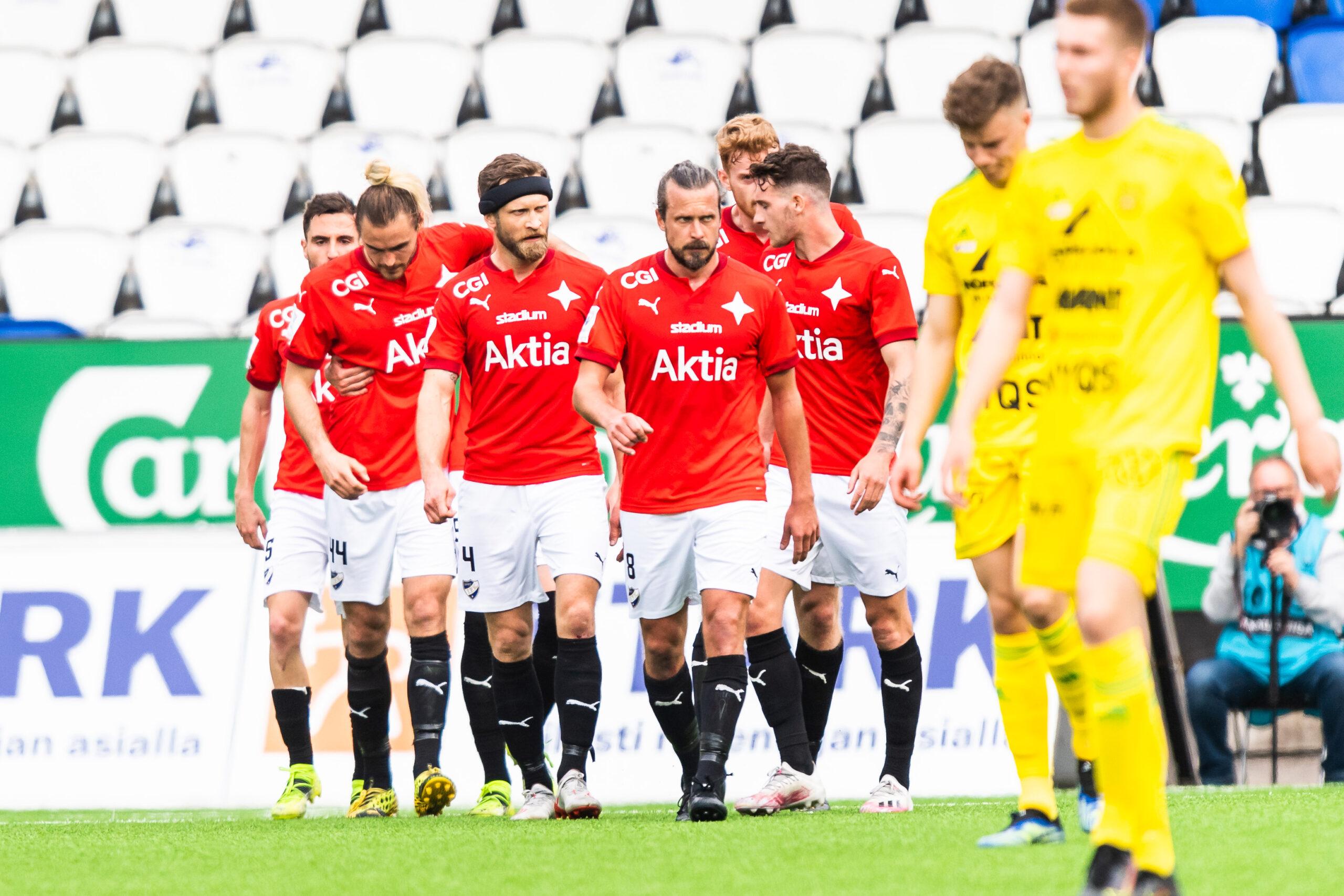 Ilves 90-årsjubileum firas på tisdag då HIFK gästar Tammerfors