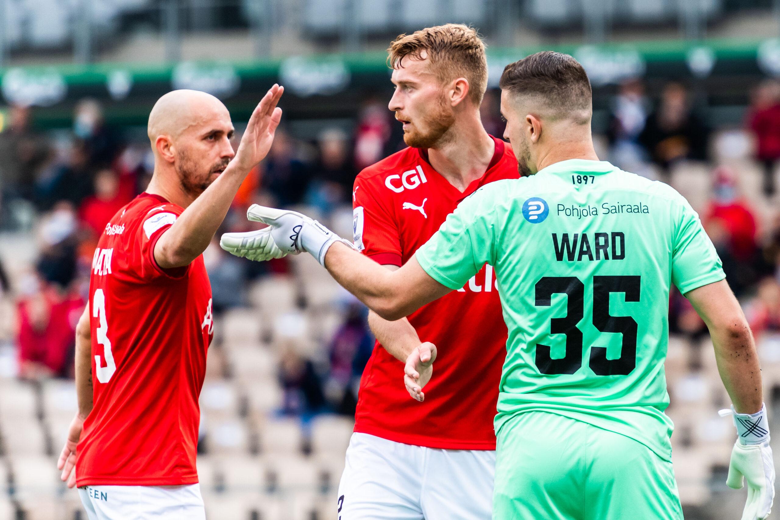 Grundserien avslutas med en redan två gånger flyttad bortamatch mot FC Haka