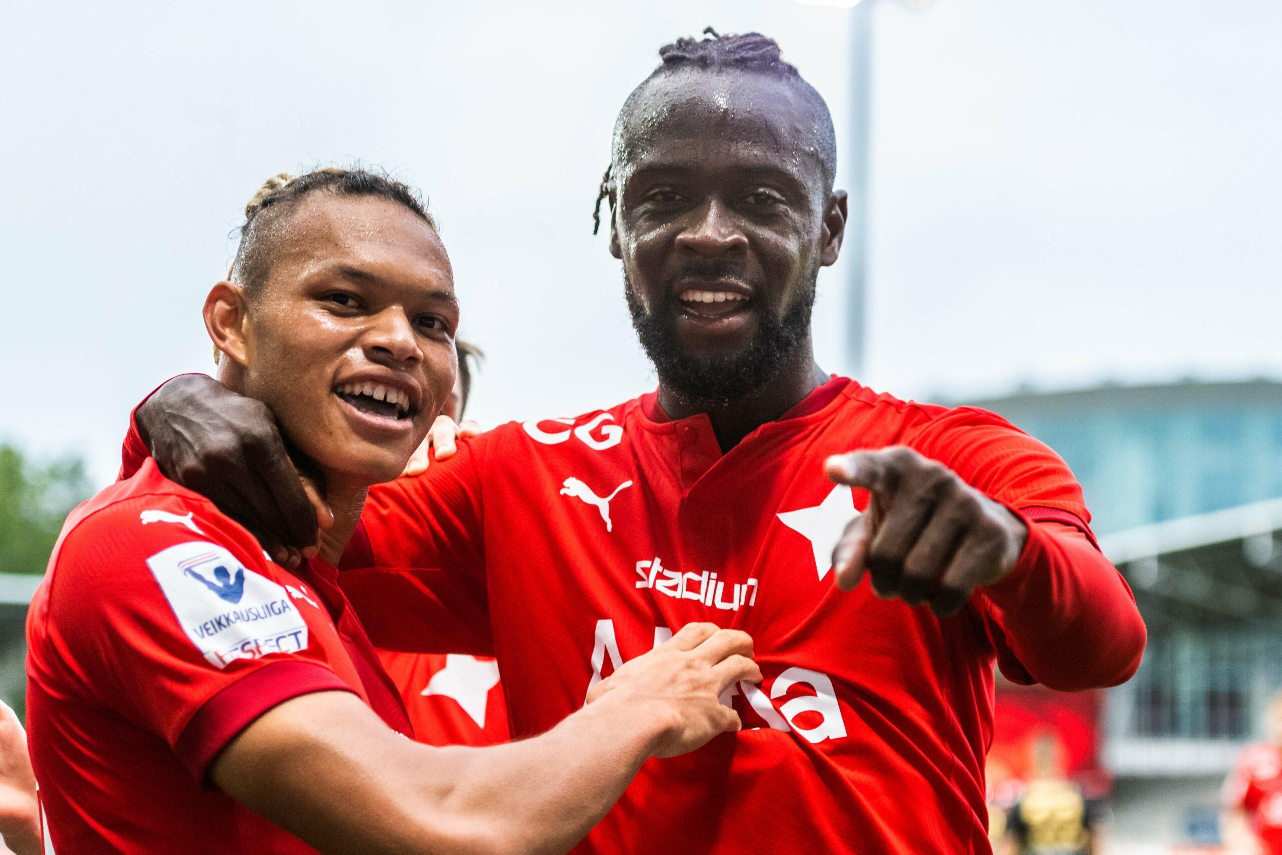 """Viktig seger över SJK för HIFK: """"En enorm insats av oss"""""""